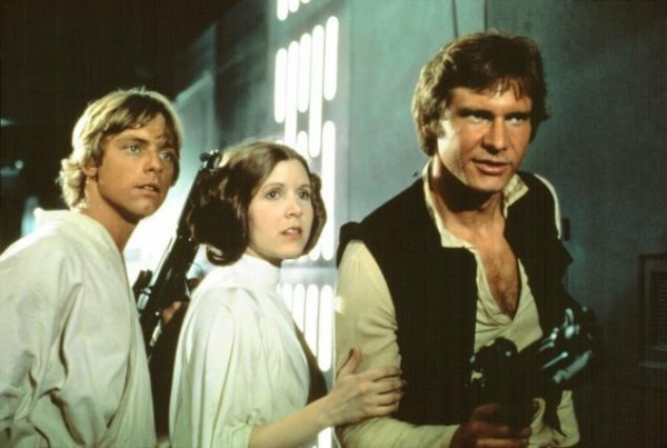 They were the best of friends in the original trilogy, but could Luke kill Han in Episode VII?