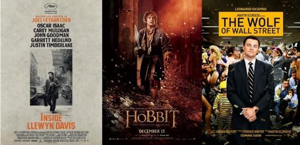 December 2013 movies