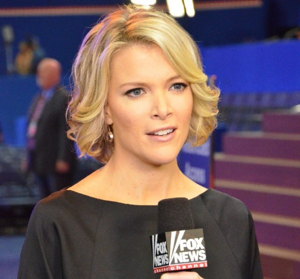 Megyn Kelly made headlines during November's presidential election.