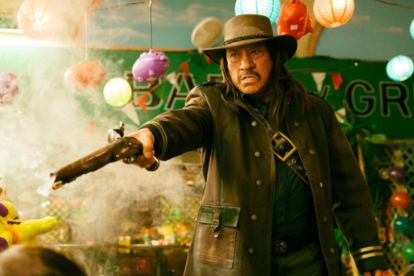 "Danny Trejo in ""From Dusk Till Dawn: The Series"""