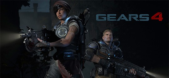 'Gears of War 4'