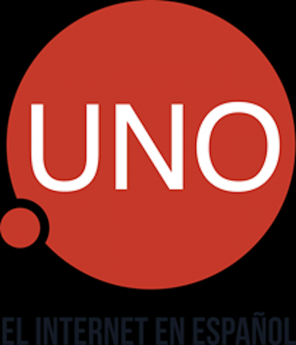 .uno generic top level domain (gTLD) extension - Spanish, hispanic, latin american internet