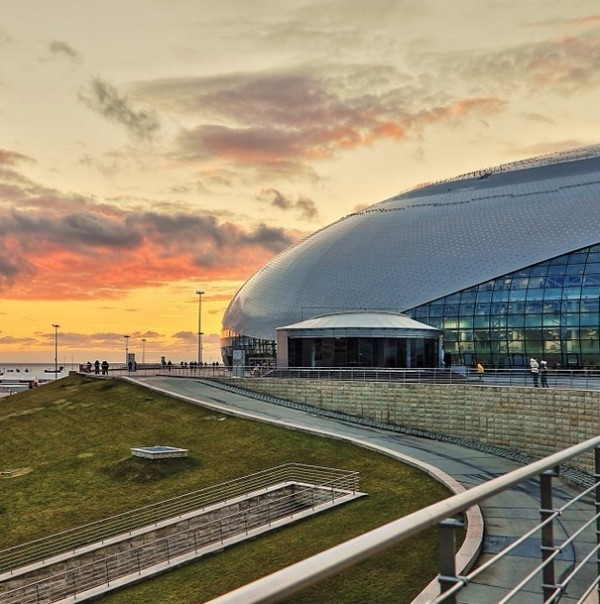 Bolshoylce Dome in Sochi