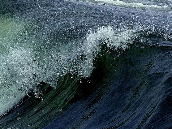 Oceans of water may exist far under Earth's surface.