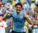 Uruguay Forward Edinson Cavani