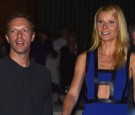 Singer/Songwriter Chris Martin (L) and actress Gwyneth Paltrow attend Hollywood Stands Up To Cancer Event with contributors American Cancer Society and Bristol Myers Squibb.