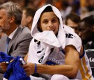 Golden State Warriors' player Stephen Curry