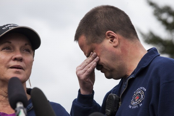 Darrington Fire District 24 Volunteer Mourn The Loss of Oso Community Members