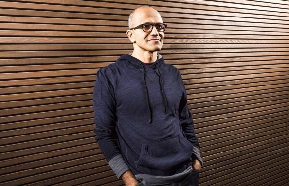 CEO of Microsoft, Satya Nadella