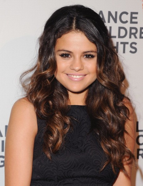Selena Gomez Attends The Alliance For Children's Rights 22nd Annual Dinner