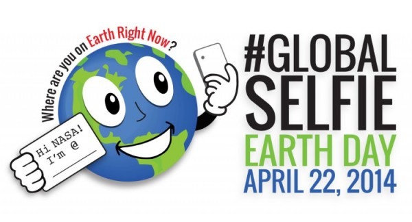 NASA puts out a global call for selfies on April 22