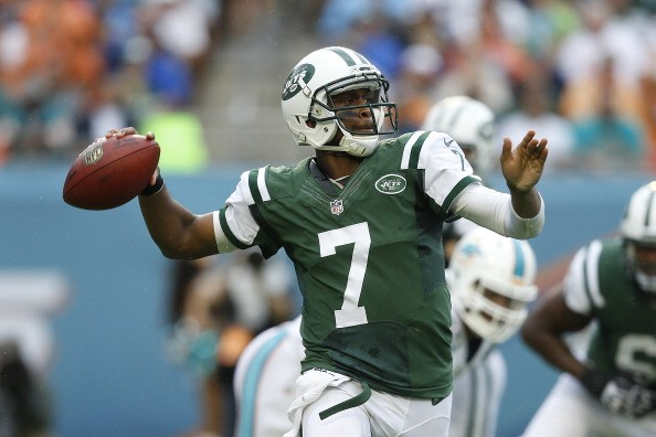 Geno Smith of the New York Jets