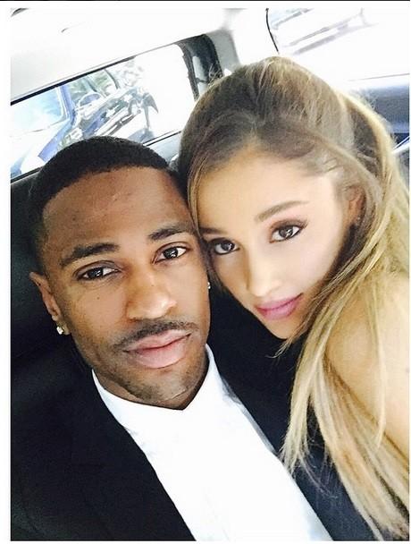 son grandes Sean y Ariana Grande saliendo