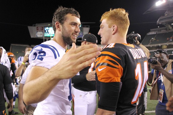 andrew-luck-andy-dalton-clash-as-cincinnati-bengals-indianapolis-colts-square-off-in-nfl-afc-wild-card-game.jpg (594×396)